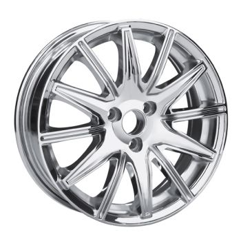 15'' RT & ST Limited chrome front wheels
