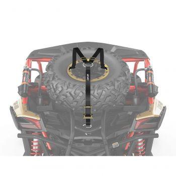 Spare Tire Ratchet Tie-Downs