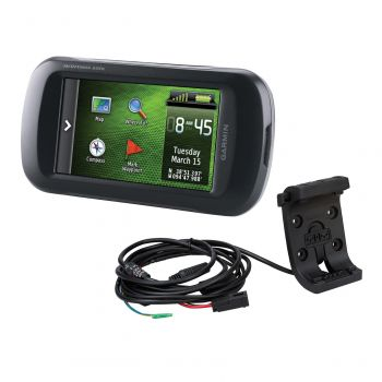 Canadian Map for Garmin MONTANA† 680T GPS