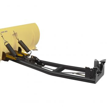 Alpine Super Duty Push Frame With Quick Attach System