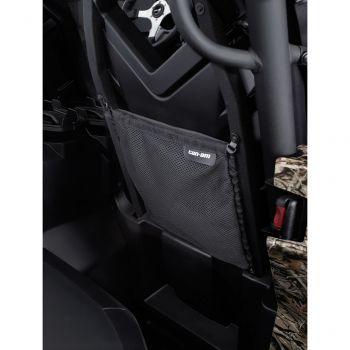 Backrest Rear Storage