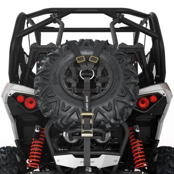Baja Style Spare Tire Holder