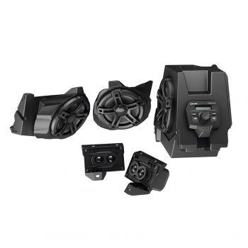 Complete MTX Audio system