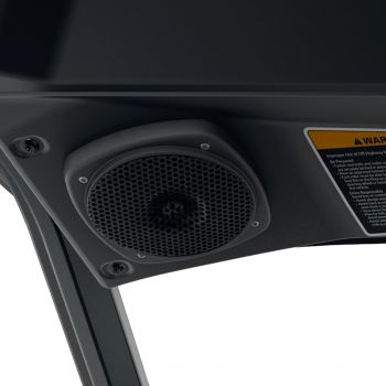 OVERHEAD FRONT AUDIO SYSTEM