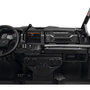 LOWER DASHBOARDFOR HEATING SYSTEM