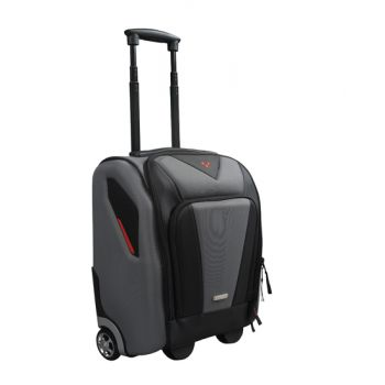Spyder roadster rolling travel bag
