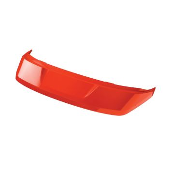Rear Spoiler - Adrenaline Red