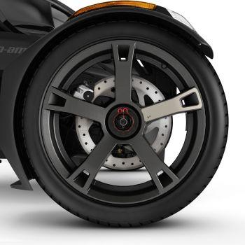 Wheel Decals - Liquid Titanium