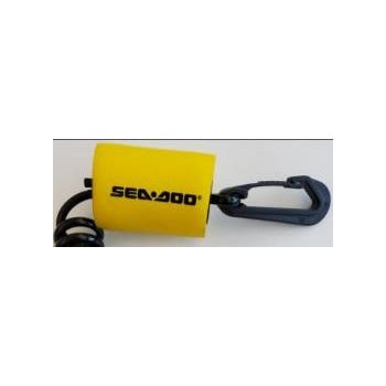 D.E.S.S.™ Floating Safety Lanyard, Standard - Yellow