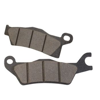 Organic Brake Pad Kit - Front & Rear Left