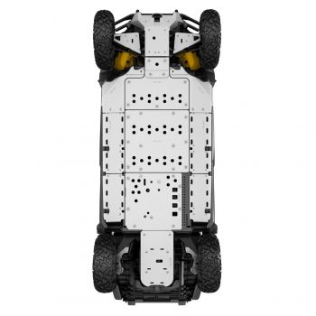 Central Skid Plate