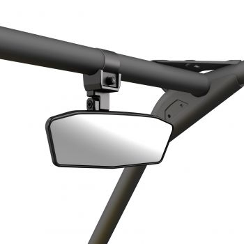 Aluminum Center Rearview Mirror