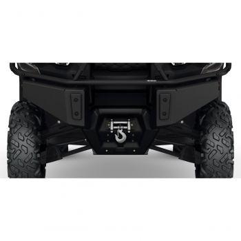Xtreme Front Bumper Plates