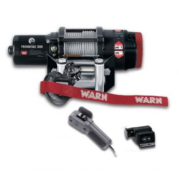 Warn ProVantage 3000 winch