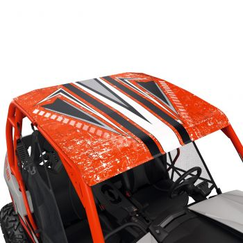 Lonestar Racing Aluminum Roof